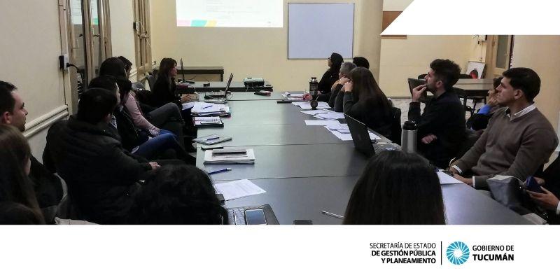 Jornadas Regionales de Capacitación - INDEC - Tucumán